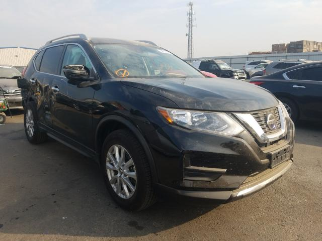 Nissan salvage cars for sale: 2020 Nissan Rogue S