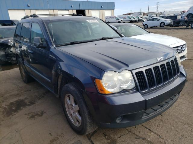 Salvage cars for sale from Copart Woodhaven, MI: 2009 Jeep Grand Cherokee
