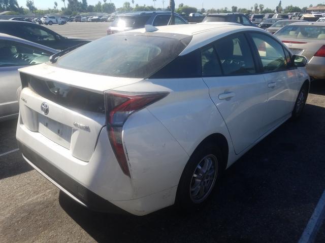 цена в сша 2016 Toyota Prius 1.8L JTDKBRFU9G3020404