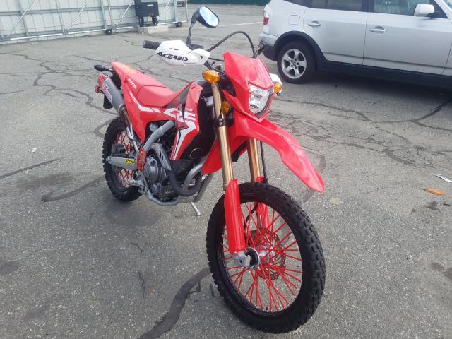 2019 Honda CRF250 L for sale in Exeter, RI