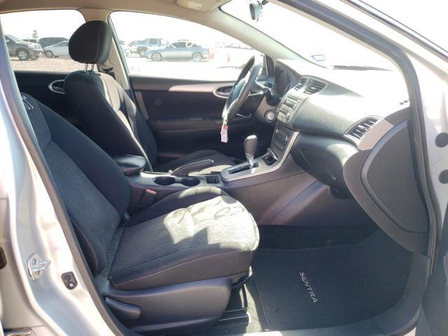 пригнать из сша 2014 Nissan Sentra S 1.8L 3N1AB7AP4EY290651
