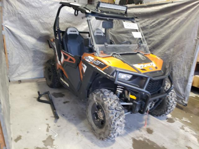 Salvage cars for sale from Copart Duryea, PA: 2015 Polaris RZR 900 EP