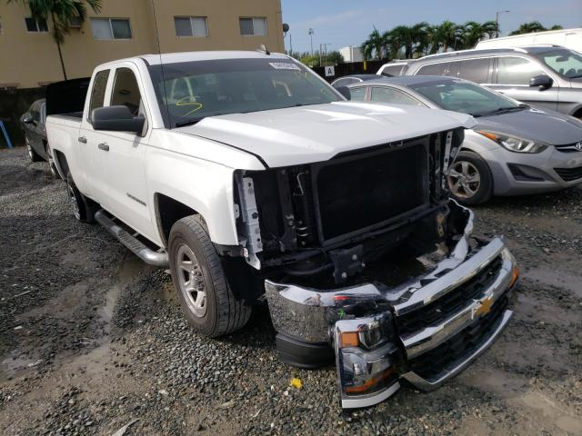 Salvage cars for sale from Copart Opa Locka, FL: 2018 Chevrolet Silverado
