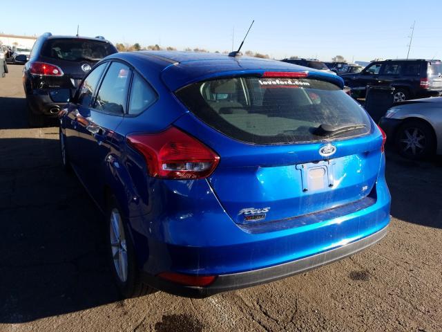 купить 2018 Ford Focus Se 2.0L 1FADP3K27JL270152
