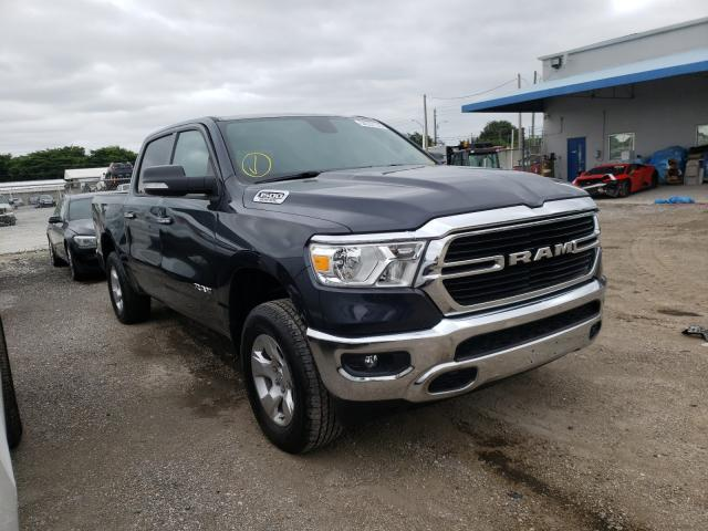 Salvage cars for sale from Copart Opa Locka, FL: 2020 Dodge RAM 1500 BIG H