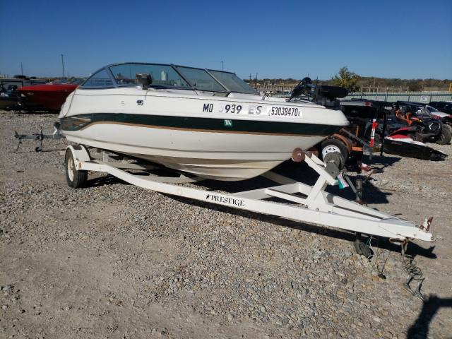 Caravelle salvage cars for sale: 1995 Caravelle Boat