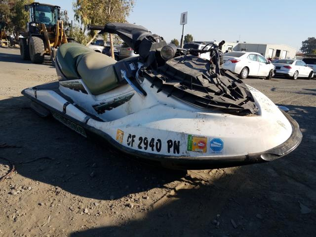 Salvage cars for sale from Copart Martinez, CA: 2002 Bombardier Seadoo