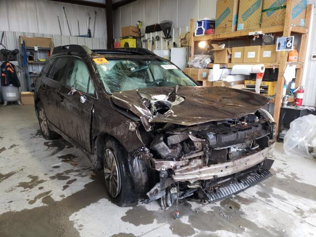 Salvage cars for sale from Copart Duryea, PA: 2019 Subaru Outback 2