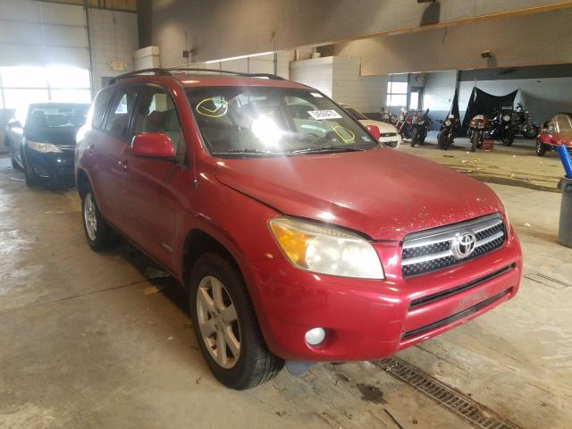 Salvage cars for sale from Copart Sandston, VA: 2006 Toyota Rav4 Limited
