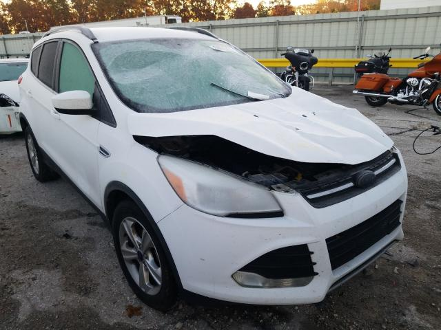 Salvage cars for sale at Rogersville, MO auction: 2015 Ford Escape SE