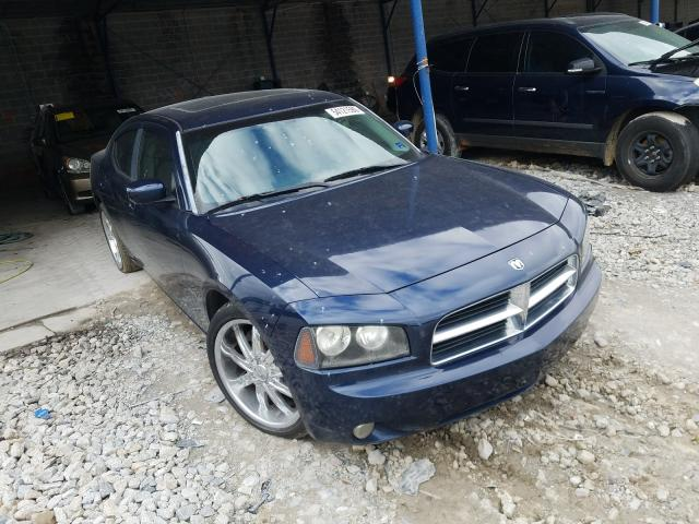 Salvage cars for sale from Copart Cartersville, GA: 2006 Dodge Charger R