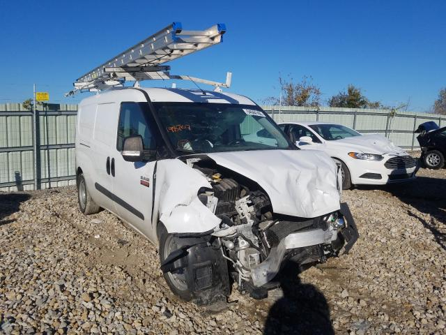 Salvage cars for sale from Copart Kansas City, KS: 2015 Dodge RAM Promaster