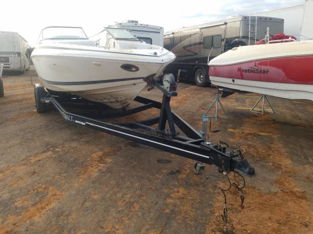 Cobalt BOAT&TRLR salvage cars for sale: 2002 Cobalt BOAT&TRLR