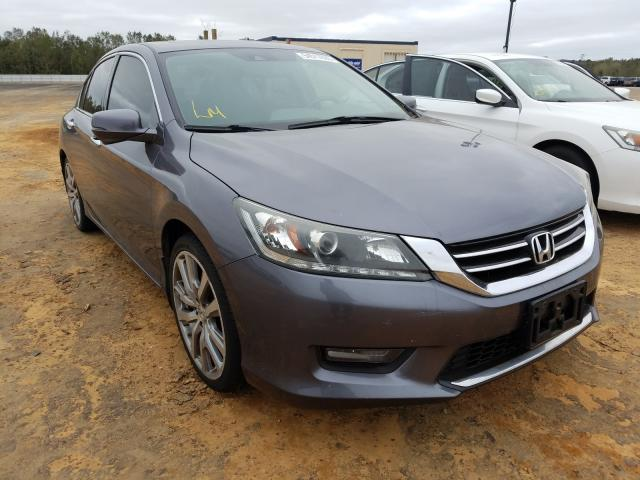 Salvage cars for sale from Copart Theodore, AL: 2015 Honda Accord EXL