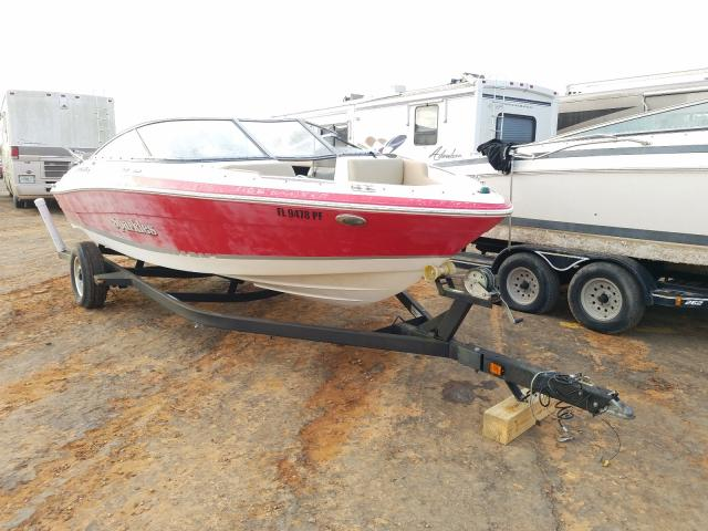 Four Winds salvage cars for sale: 2012 Four Winds Winnsboat