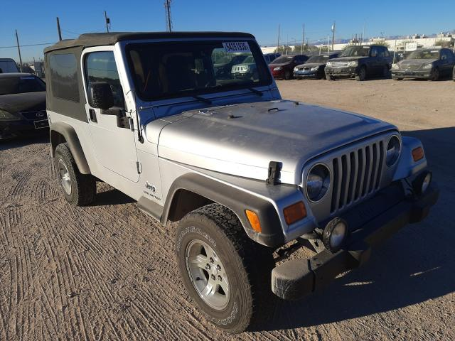 2004 Jeep Wrangler for sale in Las Vegas, NV