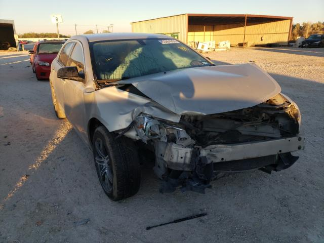 Salvage cars for sale from Copart San Antonio, TX: 2010 Chevrolet Malibu LS