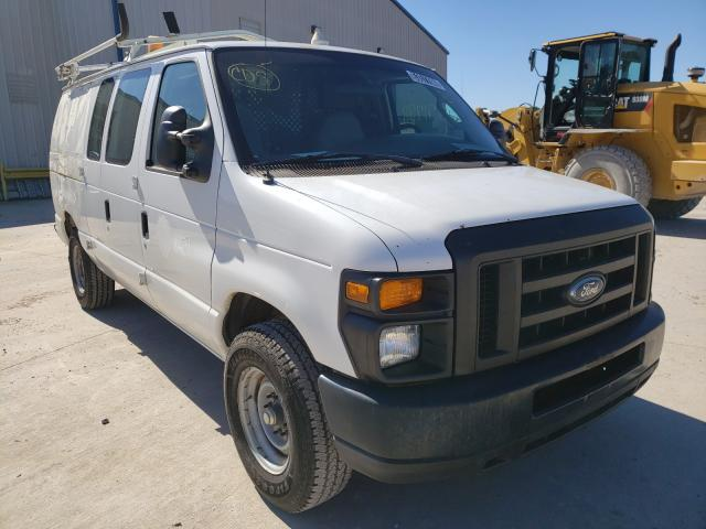 Salvage cars for sale from Copart Florence, MS: 2008 Ford Econoline