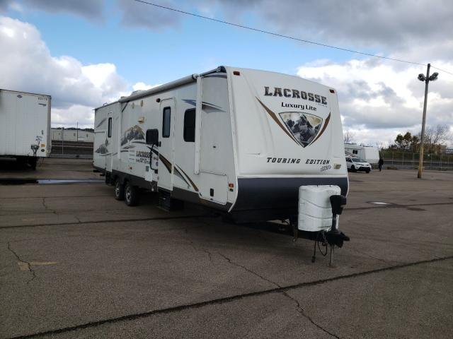 Lacrosse salvage cars for sale: 2014 Lacrosse Trailer