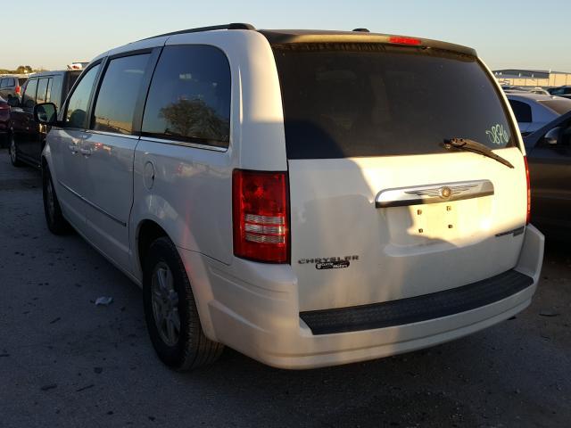 купить 2010 Chrysler Town & Cou 3.8L 2A4RR5D19AR204066