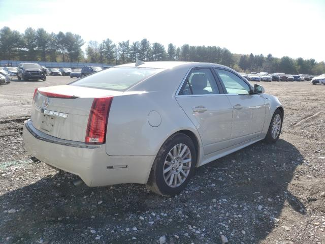 2010 Cadillac CTS | Vin: 1G6DG5EG9A0132016