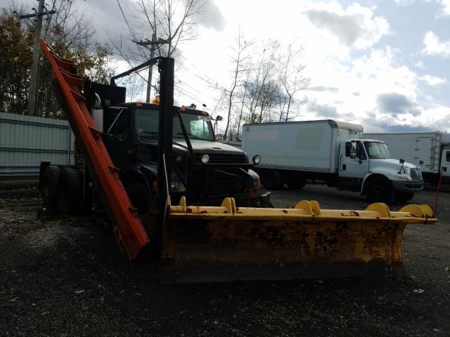 Salvage cars for sale from Copart North Billerica, MA: 1994 International 4000 4900