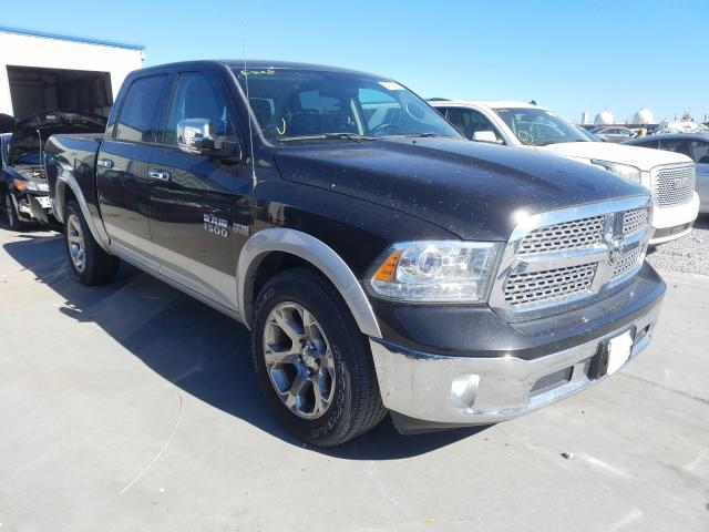 Salvage cars for sale from Copart New Orleans, LA: 2016 Dodge 1500 Laram