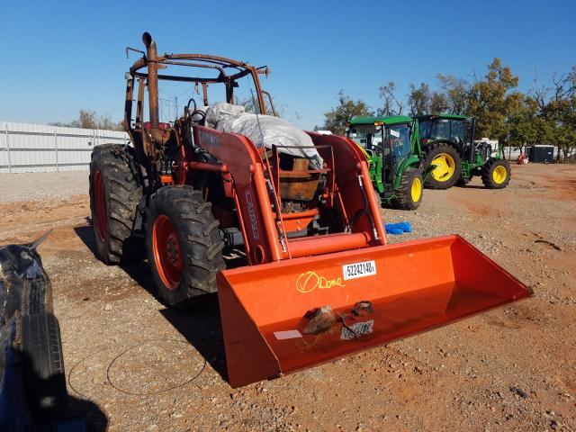 Kubota salvage cars for sale: 2019 Kubota M6800HD