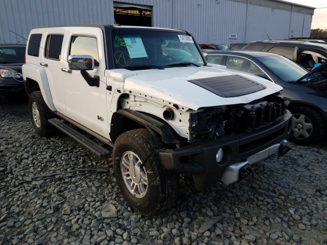 Hummer salvage cars for sale: 2008 Hummer H3