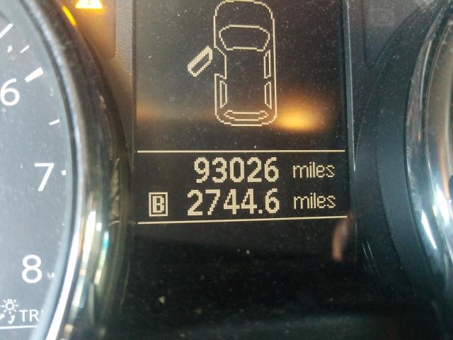 JN8AS5MT9FW669734 2015 Nissan Rogue Sele 2.5L