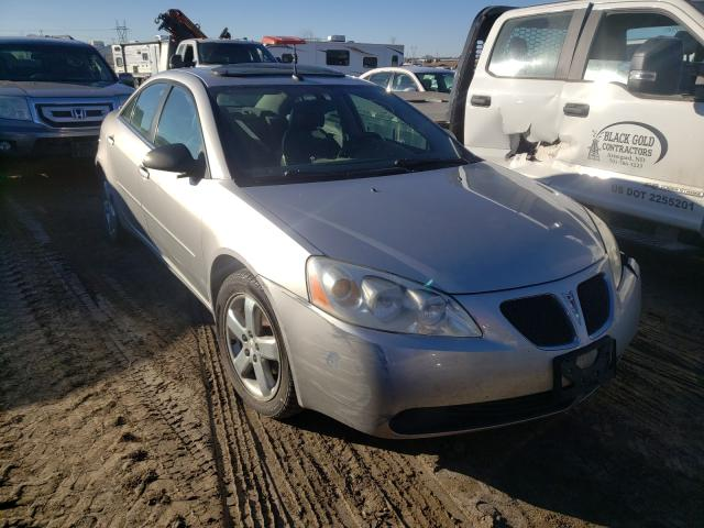 Salvage cars for sale from Copart Billings, MT: 2005 Pontiac G6 GT