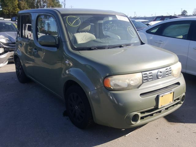 Salvage cars for sale from Copart Dunn, NC: 2009 Nissan Cube