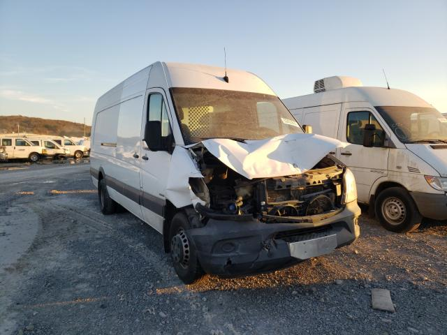 Salvage cars for sale from Copart Lebanon, TN: 2014 Mercedes-Benz Sprinter 3