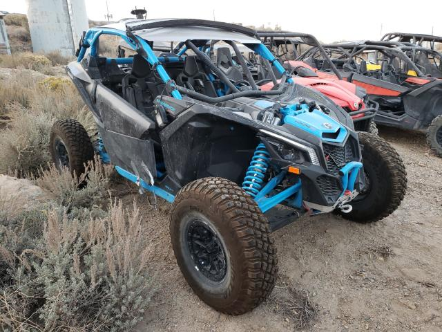Salvage cars for sale from Copart Reno, NV: 2019 Can-Am Maverick