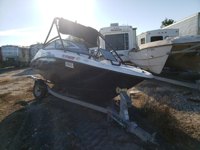 Salvage cars for sale from Copart Corpus Christi, TX: 2012 Yamaha Boat
