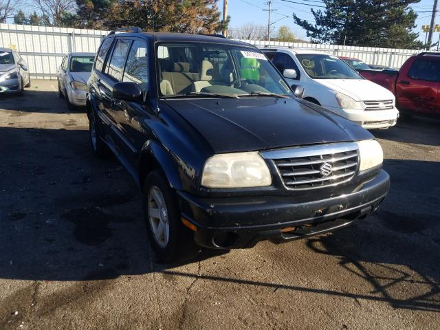 Suzuki XL7 Plus salvage cars for sale: 2003 Suzuki XL7 Plus