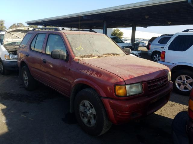 Isuzu Rodeo Vehiculos salvage en venta: 1999 Isuzu Rodeo