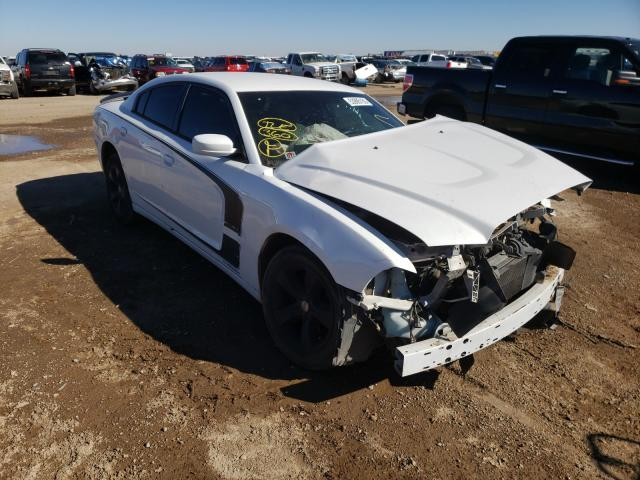 Salvage cars for sale from Copart Amarillo, TX: 2014 Dodge Charger SE