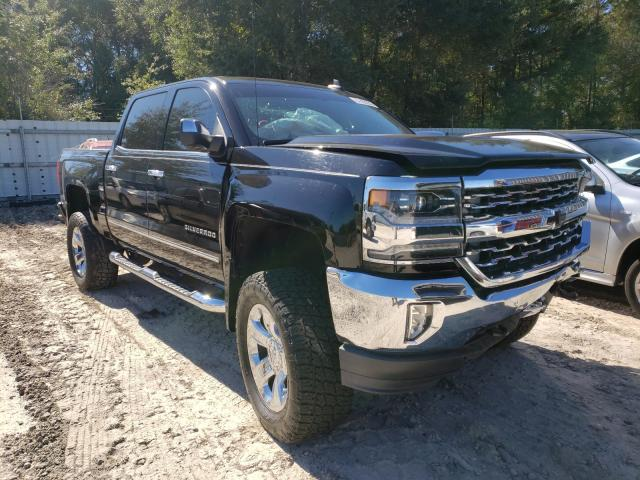 Salvage cars for sale from Copart Midway, FL: 2016 Chevrolet Silverado
