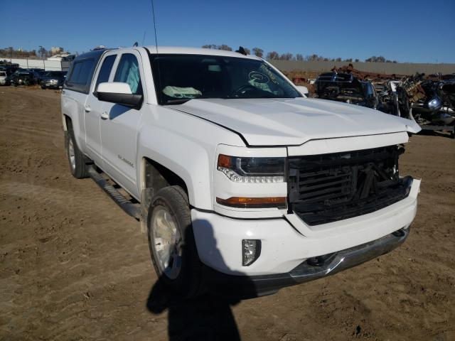 Salvage cars for sale from Copart Billings, MT: 2018 Chevrolet Silverado