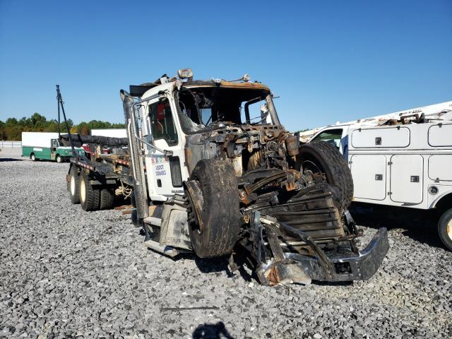 Mack 700 GU700 salvage cars for sale: 2018 Mack 700 GU700