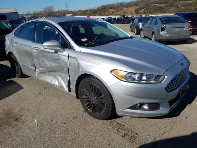 2016 Ford Fusion en venta en Chicago Heights, IL