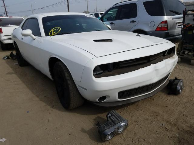 2018 Dodge Challenger for sale in Los Angeles, CA