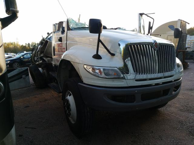 Salvage cars for sale from Copart Charles City, VA: 2019 International 4000 4300