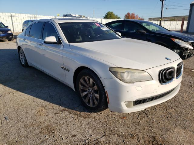 Salvage cars for sale from Copart Lexington, KY: 2011 BMW Alpina B7