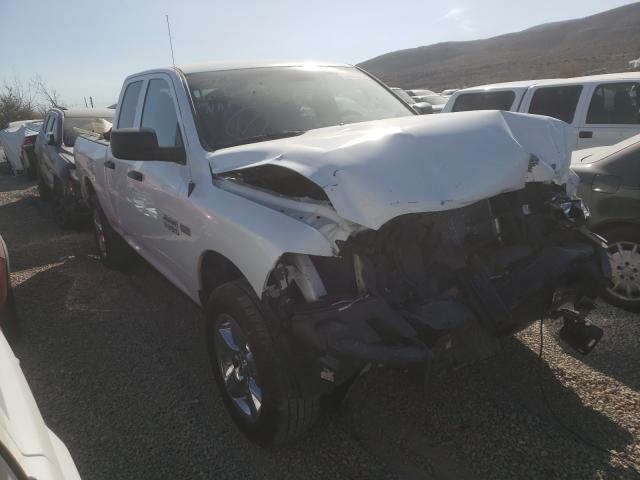 Salvage cars for sale from Copart Reno, NV: 2016 Dodge RAM 1500 ST