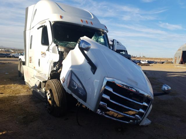 Salvage cars for sale from Copart Albuquerque, NM: 2021 Freightliner Cascadia 1