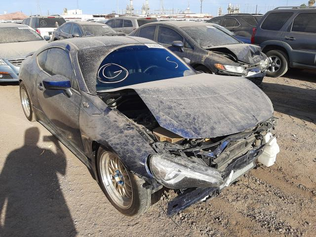 Salvage cars for sale from Copart Phoenix, AZ: 2014 Scion FR-S
