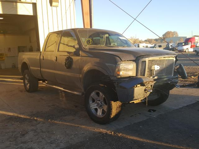 Ford F250 Super salvage cars for sale: 2006 Ford F250 Super