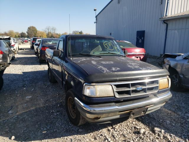 Ford Ranger salvage cars for sale: 1994 Ford Ranger